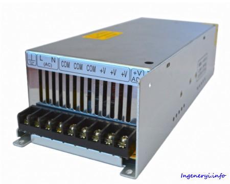 Импульсный блок питания S400-24