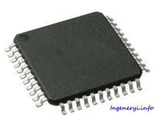 ATmega32U4-AU, Микроконтроллер 8-Бит, AVR, 16МГц, 32КБ Flash, с USB контроллером [TQFP-44]