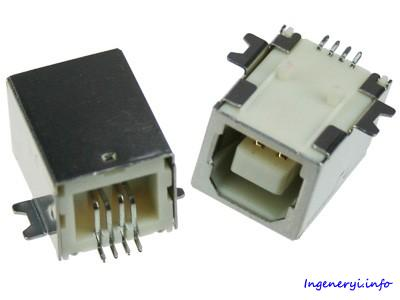 USBB-1FSMT Разъем