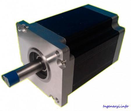 Шаговый двигатель NT110STH, 2-х фазный 1.8° NEMA 42