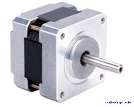 Шаговый двигатель NT39STH, 2-х фазный 1.8° NEMA 16