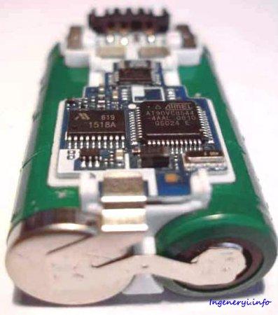 Сделать ресет контроллера аккумулятора