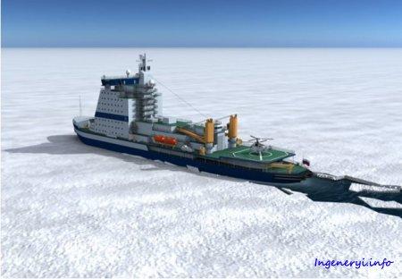 """Изготовлены парогенераторы для атомного ледокола """"Арктика"""""""