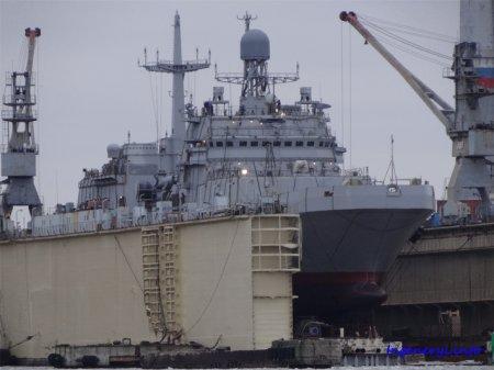 Большой десантный корабль «Иван Грен»