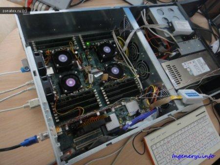 На компьютерах с процессом «Эльбрус» создана система обработки персональных данных