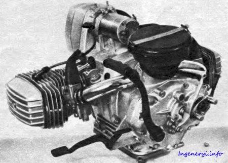 Двигатель МТ-9