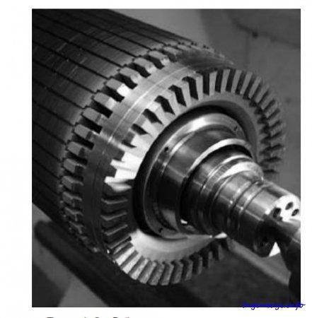 Особенности работы и конструкции асинхронного двигателя