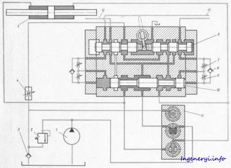Гидропанель Г31-1
