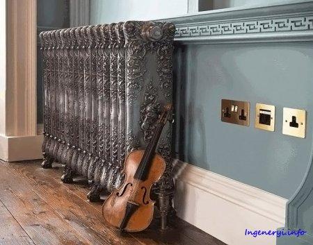 Чугунные радиаторы по образцам 18-19 веков представят на выставке «КлиматАкваТЭкс»